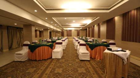 The Orchid Bhubaneshwar - Odisha Bhubaneshwar Conference Hall at The Orchid Bhubaneshwar - Odisha