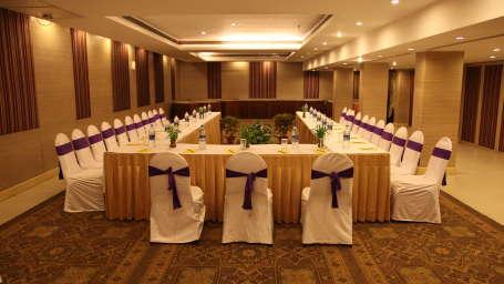 The Orchid Bhubaneshwar - Odisha Bhubaneshwar Emerald Conference Hall at The Orchid Bhubaneshwar - Odisha