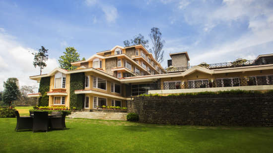 Exterior at The Carlton -5 Star Hotel, Kodaikanal Luxury Hotel