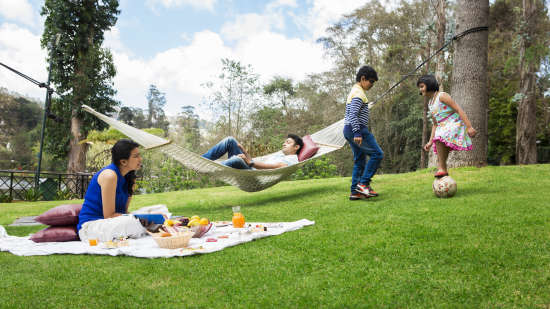 Activities at The Carlton - Best 5 Star Hotel in Kodaikanal