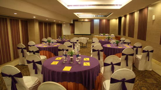 The Orchid Bhubaneshwar - Odisha Bhubaneshwar Emerald Conference Hall 1 at The Orchid Bhubaneshwar - Odisha