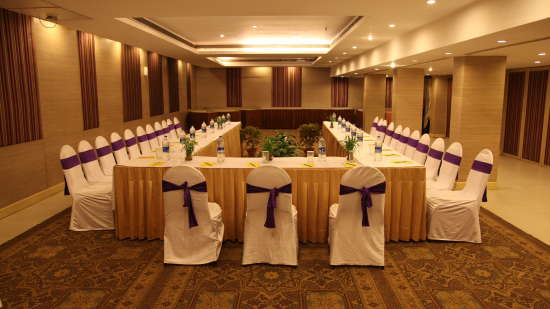 The Orchid Bhubaneshwar - Odisha Bhubaneshwar Emerald Conference Hall at The Orchid Bhubaneshwar - Odisha