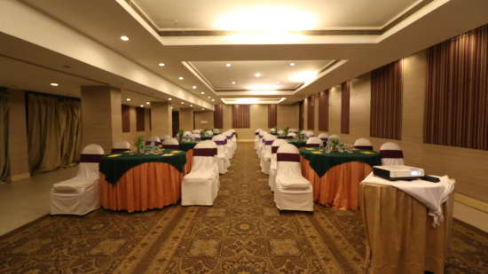 The Orchid Bhubaneswar - Odisha Bhubaneswar Conference Hall at The Orchid Bhubaneswar - Odisha
