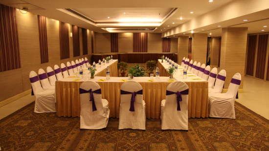 The Orchid Bhubaneswar - Odisha Bhubaneswar Emerald Conference Hall at The Orchid Bhubaneswar - Odisha