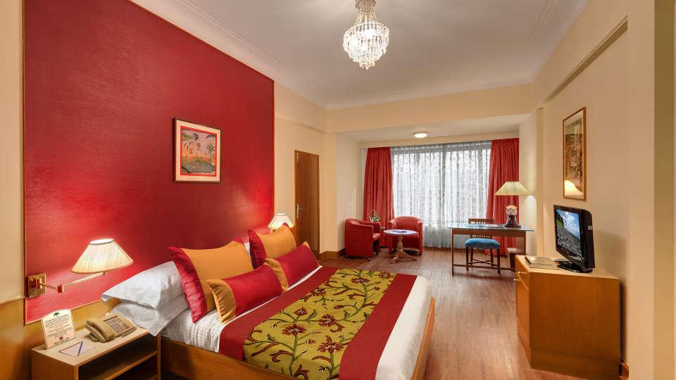 Deluxe Rooms in South Mumbai, The Ambassador hotel, 4 star hotel in Mumbai