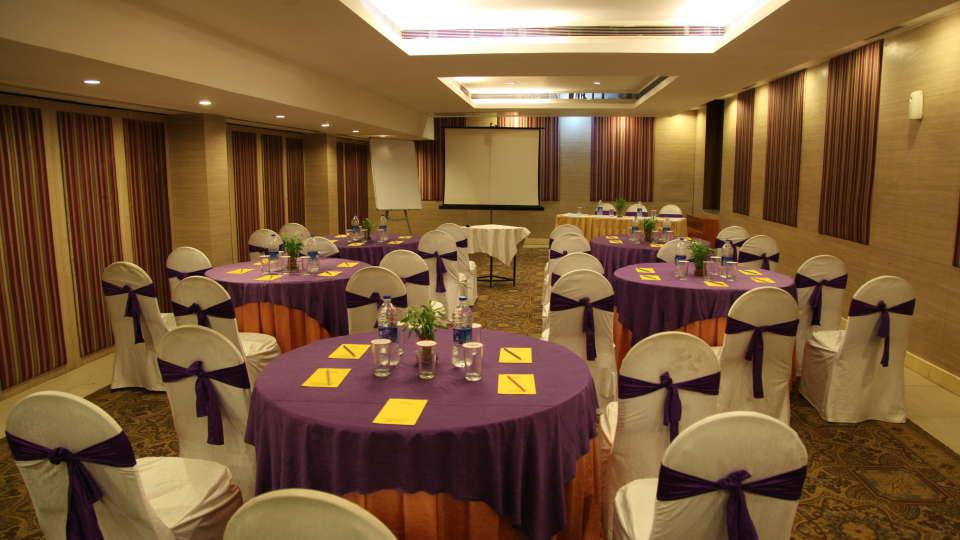 The Orchid Bhubaneswar - Odisha Bhubaneswar Emerald Conference Hall 1 at The Orchid Bhubaneswar - Odisha