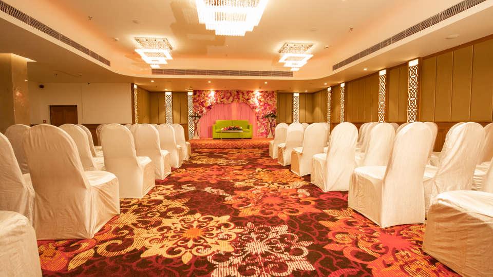 Senate-01 Conference Hall at Hotel VITS Bhubaneswar