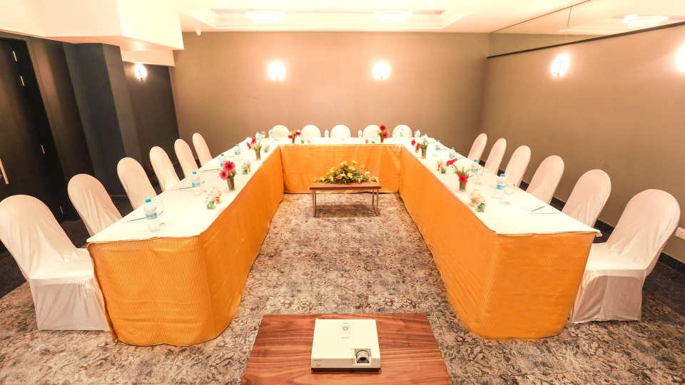 Senate-03 Conference Hall at VITS Hotel, Bhubaneswar
