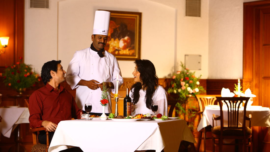 5-star restaurants in Kodaikanal, The Silver Oak Restaurant, Restaurant in Kodaikanal, The Carlton, 5 Star hotel in Kodaikanal 3