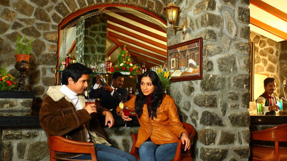 Best bar in kodaikanal, End of the Road, The Carlton 5 Star Hotel in Kodaikanal, lakeview hotels in Kodaikanal 2