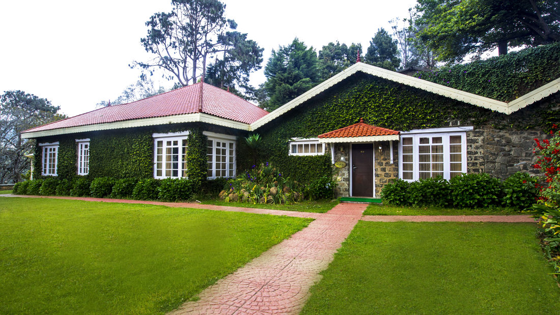 Cottages hotel rooms in Kodaikanal, hotels in Kodaikanal near lake, Cottages at The Carlton Hotel, Cottages in Kodaikanal, Holiday in Kodaikanal 3
