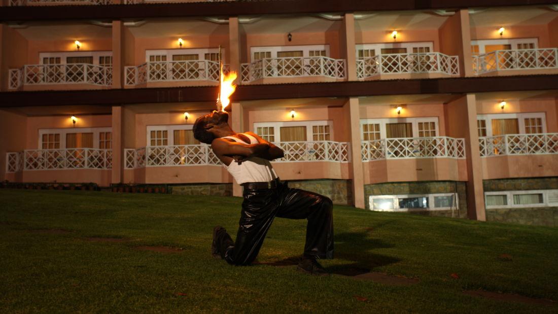 Fire Eater Activities, The Carlton Hotel, luxury Hotel in Kodaikanal 2