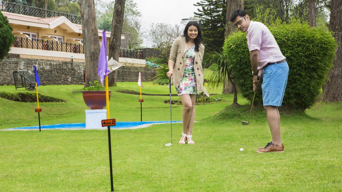 Golf the Carlton at The Carlton - 5 Star Hotel, Kodaikanal Luxury Hotels