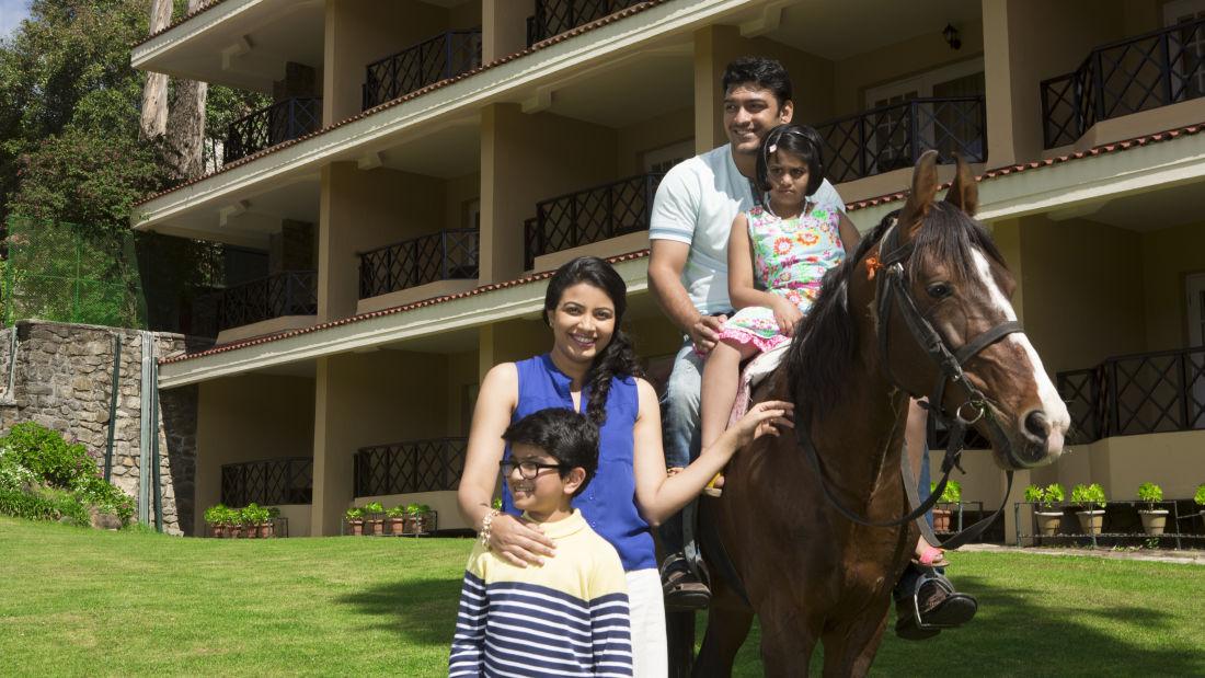 Horse Riding, The Carlton Hotel, Kodaikanal  Luxury Hotel 2