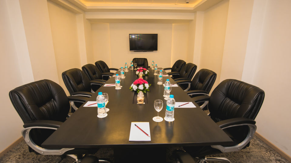 Board Room at VITS Hotel, Bhubaneswar5