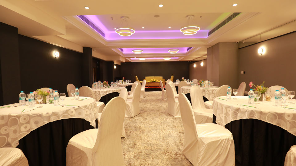Senate-01 Conference Hall at Hotel VITS Bhubaneswar2