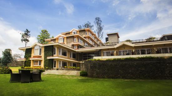 Exterior ,The Carlton  Hotel,  Kodaikanal Luxury hotels
