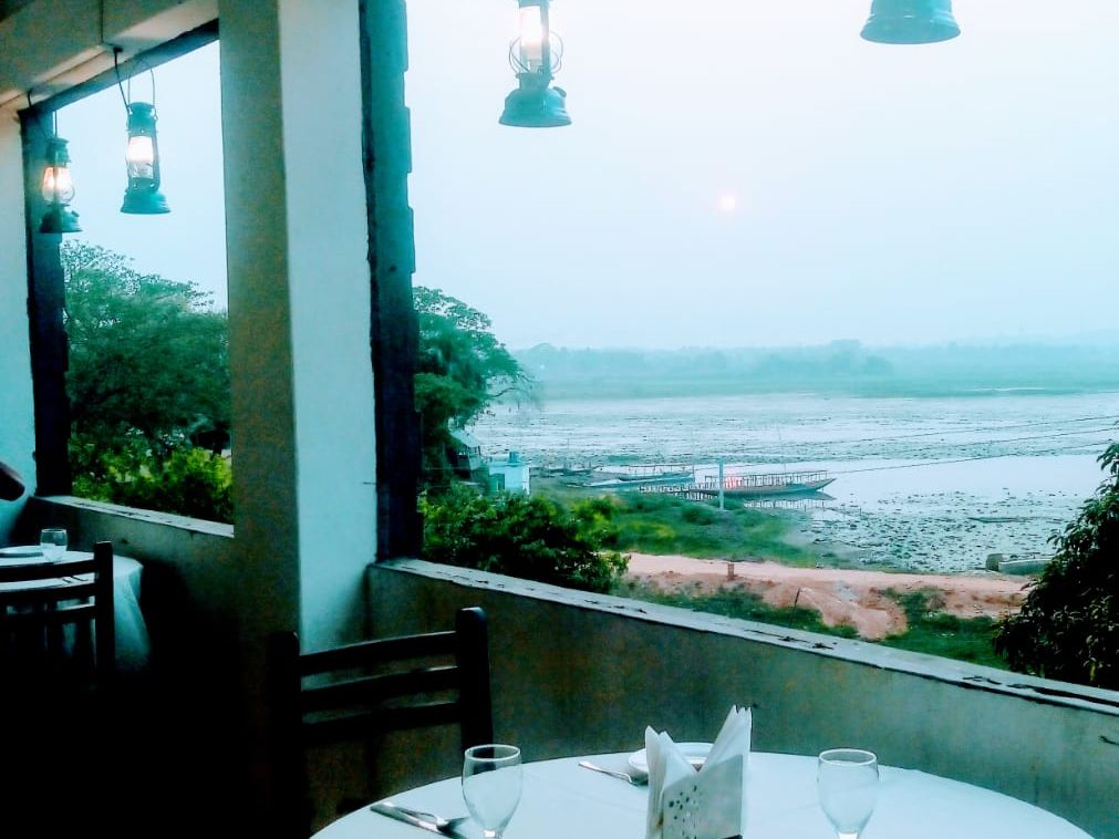Polo Lake Resort, Neermahal, Resort in Melaghar, Dining 3