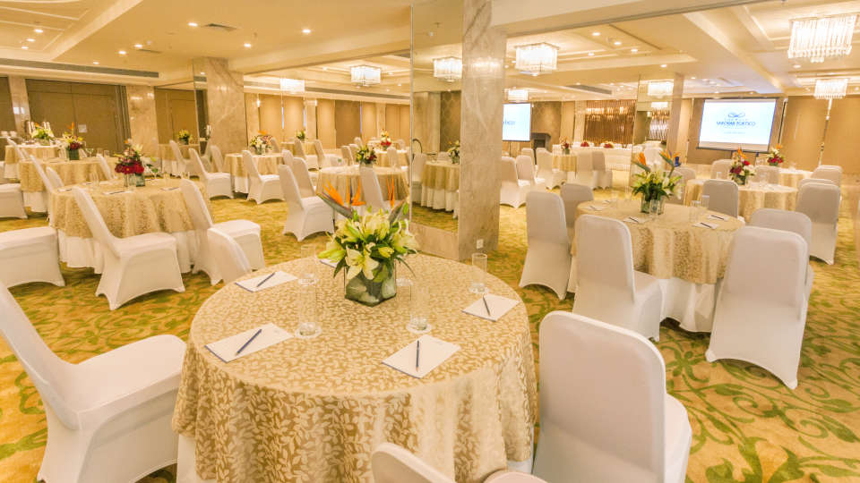 Banquets The Muse Sarovar Portico Kapashera New Delhi 5