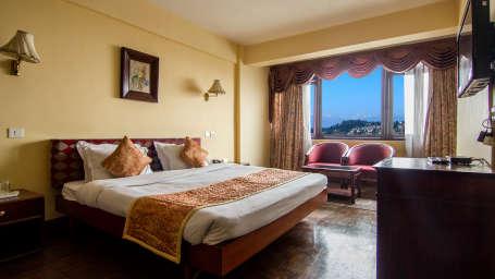 Central Heritage Resort & Spa, Darjeeling Darjeeling Deluxe Room Central Heritage Resort and Spa Hotel in Darjeeling 2