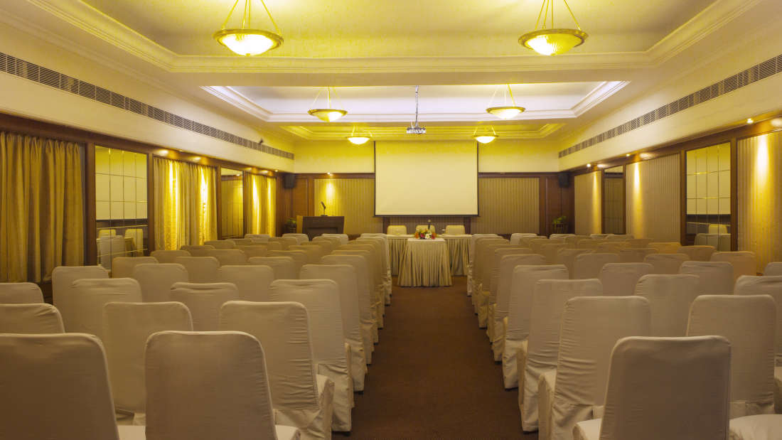 Conference Hall, The Carlton Hotel,  Kodaikanal Luxury Hotels 2
