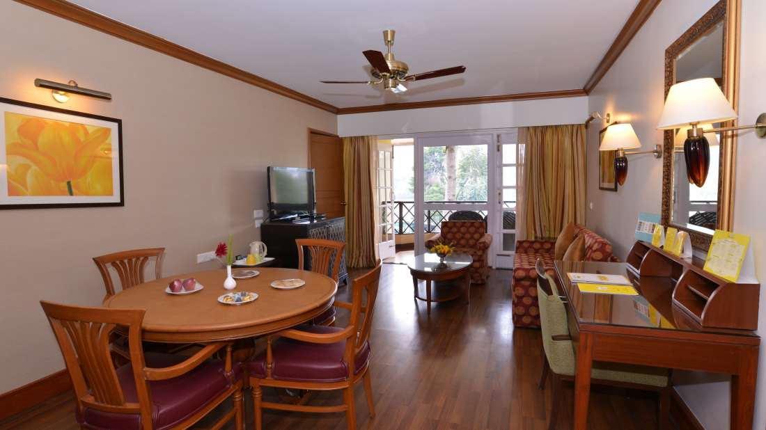 Premium Suites at The Carlton Hotel , Kodaikanal Resorts , Suites in Kodaikanal 3