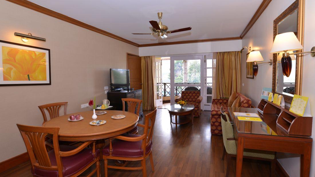 Premium Suites at The Carlton Hotel , Kodaikanal Resorts , Suites in Kodaikanal 3