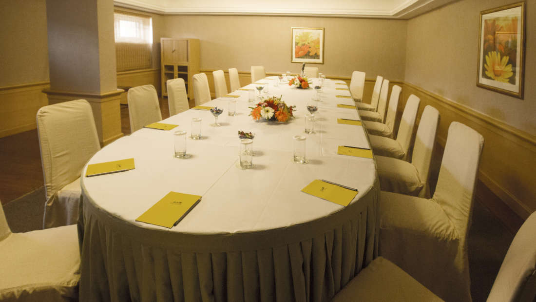 Conference Hall at The Carlton - Best 5 Star Hotel in Kodaikanal
