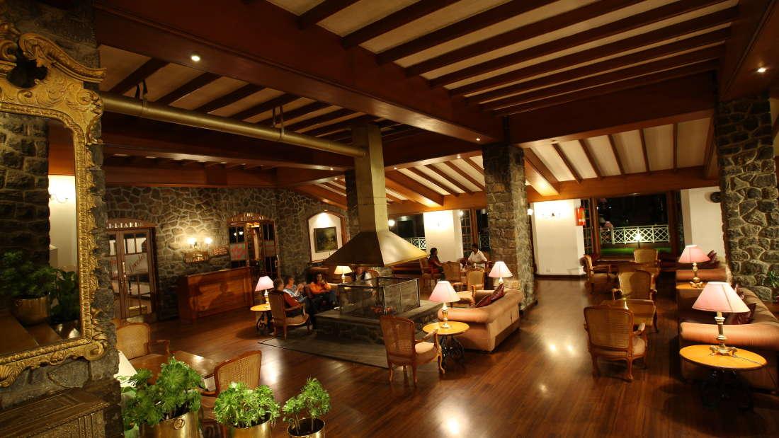 The Hearth Coffee Shop at The Carlton - Best 5 Star Hotel in Kodaikanal