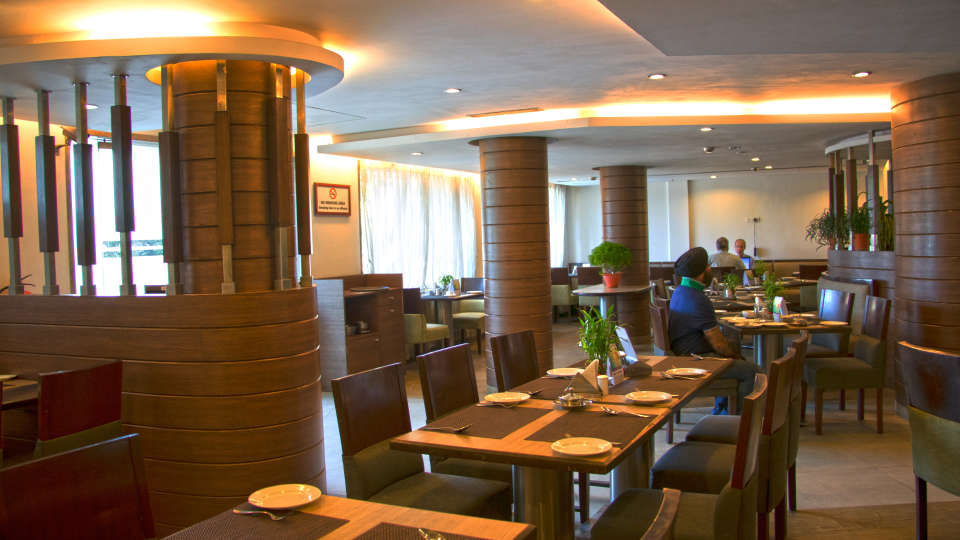 Restaurant The Orchid Bhubaneswar - Odisha, Ecotels in Bhubaneswar