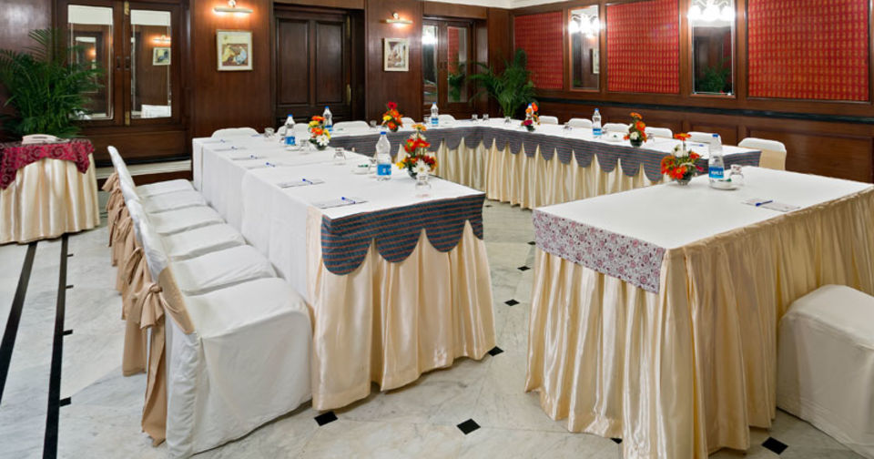 Senate Hall-Corporate Meetings in Bhopal-Jehan Numa Palace Bhopal-events in Bhopal