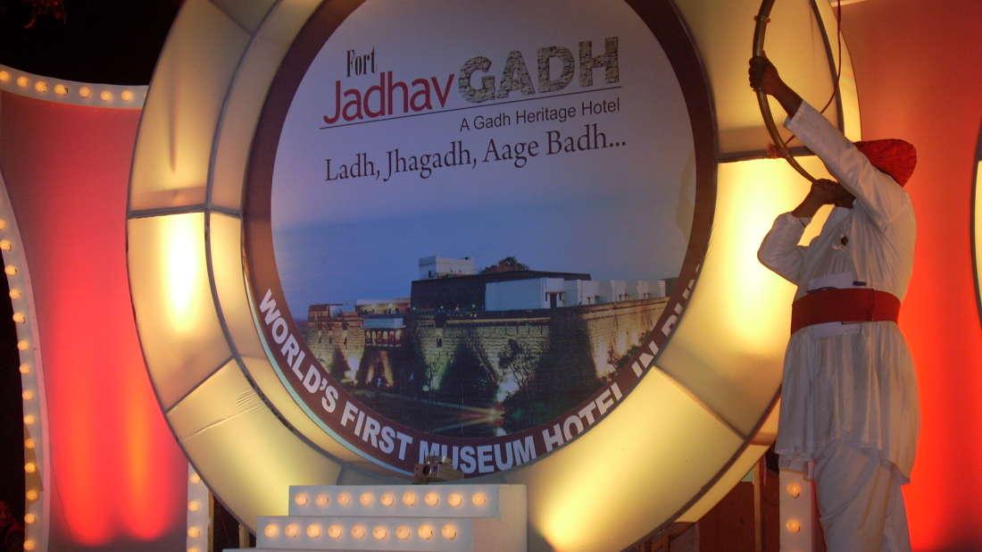 Corporate events at Fort Jadhavgadh Heritage Resort Hotel Pune