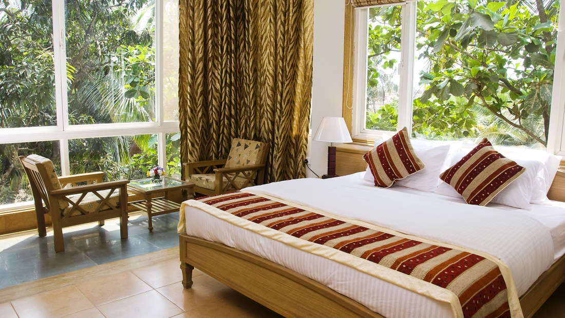Ocean Palms Goa Palm Room Ocean Palms Hotel Goa