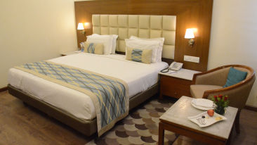 Executive Rooms in Lucknow, Clarks Avadh, 5 star hotel in Lucknow