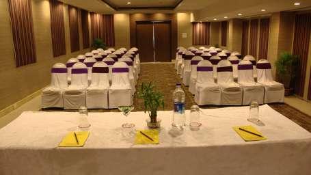 The Orchid Bhubaneshwar - Odisha Bhubaneshwar Topaz Conference Room at The Orchid Bhubaneshwar - Odisha