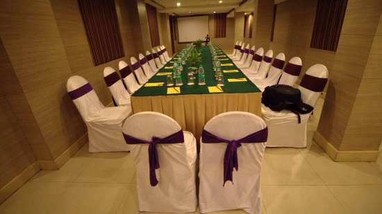 The Orchid Bhubaneswar - Odisha Bhubaneswar Board Room at The Orchid Bhubaneswar - Odisha