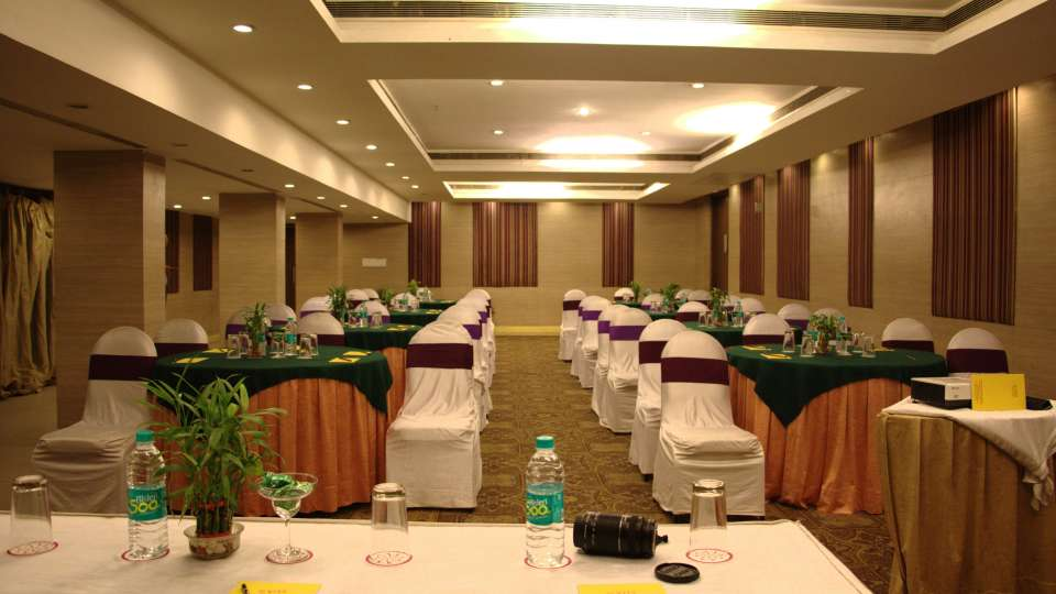 The Orchid Bhubaneswar - Odisha Bhubaneswar Conference Hall 2 at The Orchid Bhubaneswar - Odisha