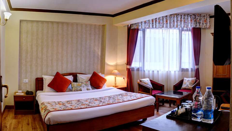 Deluxe Room at Summit Le Royale Hotel Shimla 2