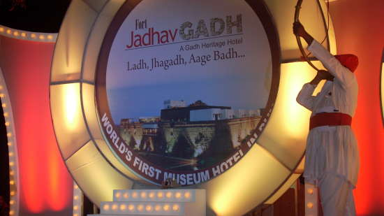 Corporate events at Fort Jadhavgadh Heritage Resort Hotel Pune