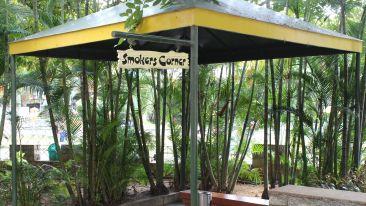 best water park in Bangalore land rides at Wonderla Bangalore Wonderla Amusement Park, Bangalore Smoking corner