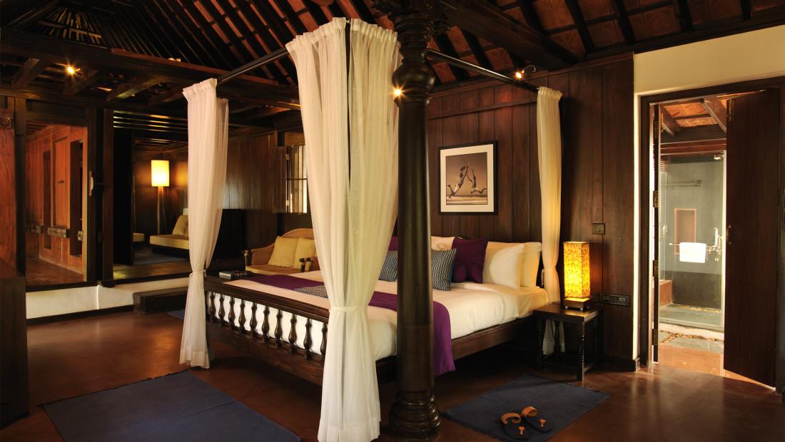 Heritage Premium at Niraamaya Surya Samudra Resorts in Kovalam 2
