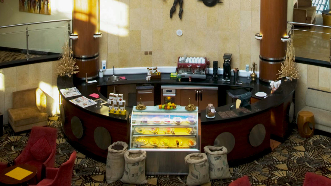 Atrium Lounge in Nairobi 3