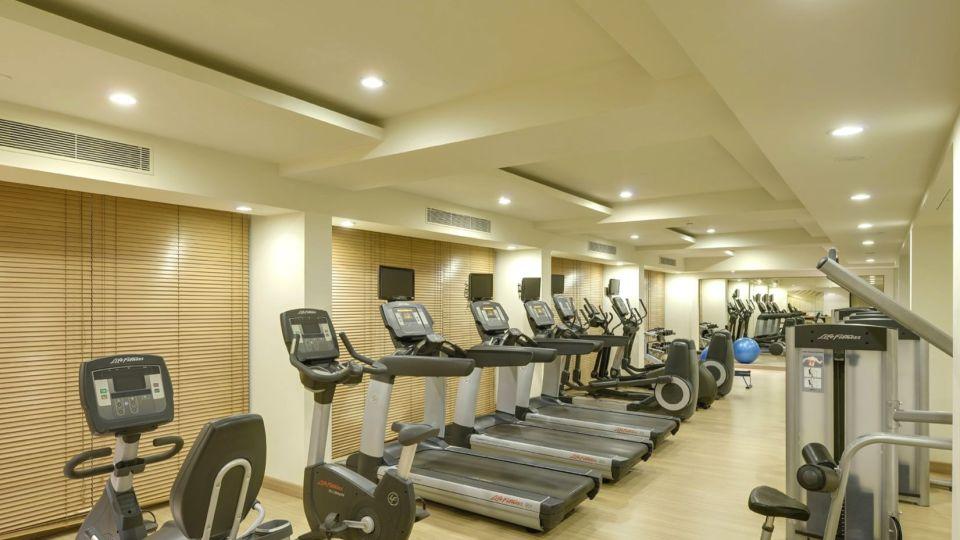 Gym at Radisson Blu - Bengaluru Outer Ring Road 2
