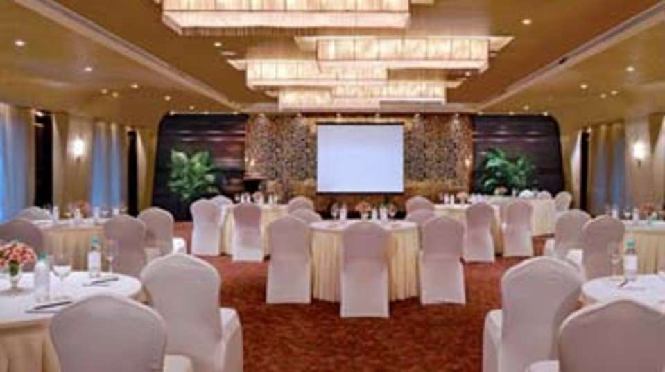 magnolia banquet hall at Hotel Residency Sarovar Portico Mumbai