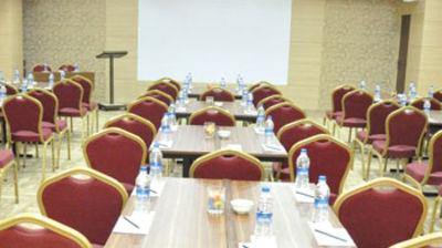 conclave hall at Hotel Residency Sarovar Portico Mumbai