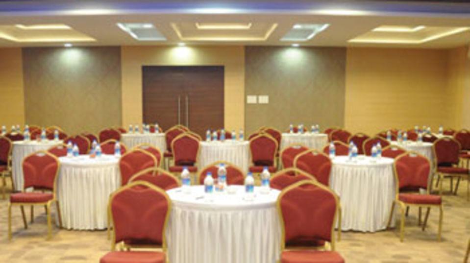 conference hall at Hotel Residency Sarovar Portico Mumbai