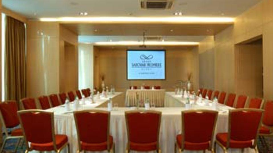 senate hall at Hotel Residency Sarovar Portico Mumbai 1