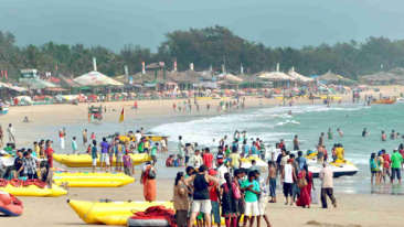 Krish - The Eternal Wave, Goa Goa Baga Beach Goa