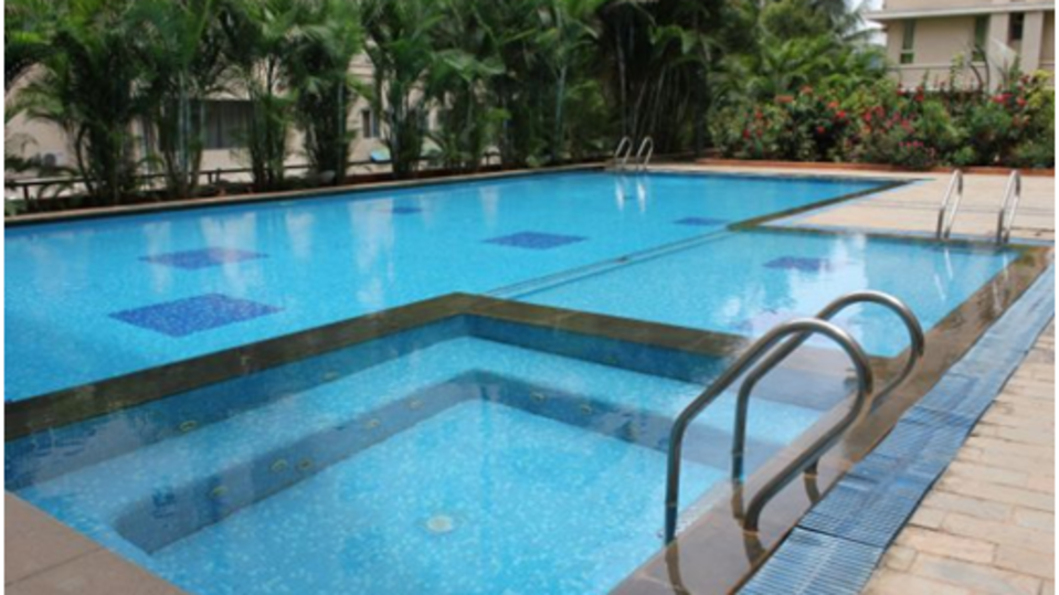 Sherwood Suites  Swimming Pool 1 Sherwood Suites in Marathahalli