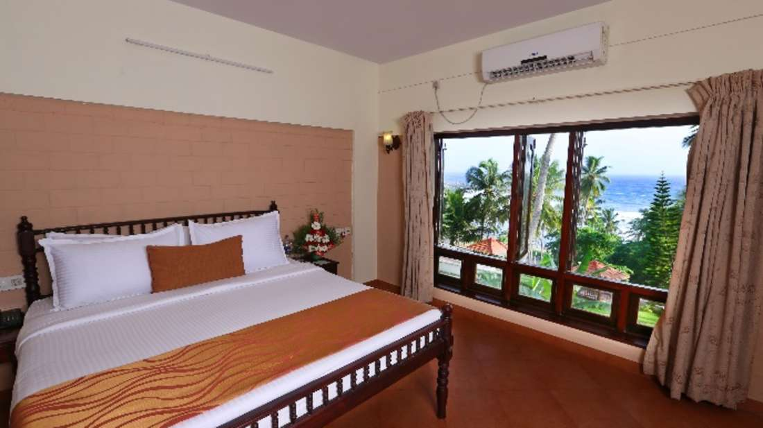 Standard rooms at Turtle on the beach, Annexe, Rooms in South Kerala, South Kerala Hotel